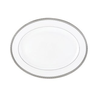 Lenox 'Lace Couture' 16-inch Oval Platter