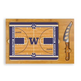 Picnic Time University of Washington Huskies Icon Cheese Tray