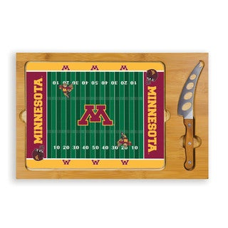 Picnic Time University of Minnesota Golden Gophers Icon Cheese Tray