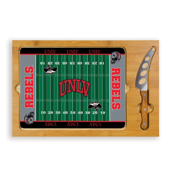 Picnic Time University of Nevada Las Vegas Rebels Icon Cheese Tray