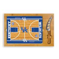 Picnic Time University of Kentucky Wildcats Icon Cheese Tray - Brown