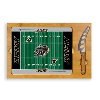 Picnic Time Army, United States Military Academy Black Knights Icon Cheese Tray