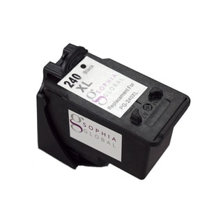Sophia Global Canon PG-240XL Black Ink Cartridge (Remanufactured)