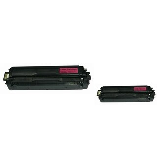 INSTEN Toner Cartridges for Samsung CLP-415NW/ CLP-4195FW (Pack of 2)