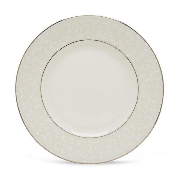 Lenox 'Opal Innocence' 10.75-inch Dinner Plate