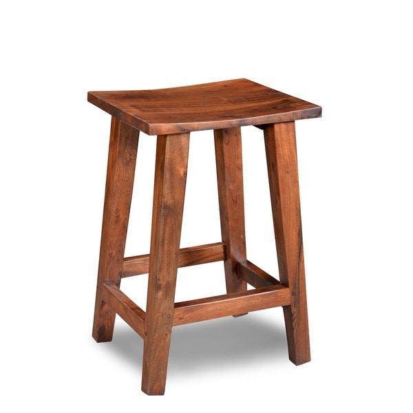 handmade acacia bar stool india free shipping