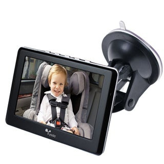 Yada Digital Tiny Traveler Black Plastic Wireless Baby Car Monitor