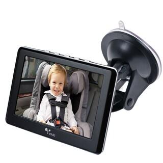 Yada Digital Tiny Traveler Black Plastic Wireless Baby Car Monitor
