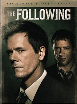 The Following: The Complete First Season (DVD)