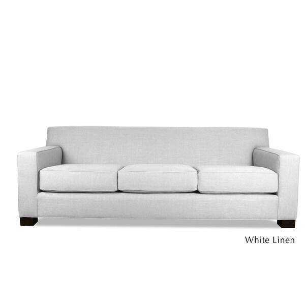 Cassandra Premium Linen Sofa
