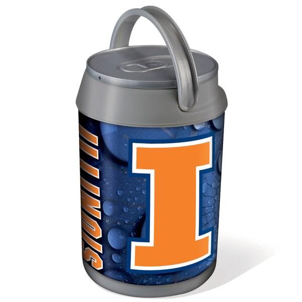 Picnic Time University of Illinois Fighting Illini Mini Can Cooler