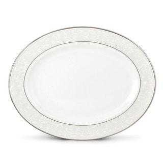 Lenox Opal Innocence 13-inch Oval Platter