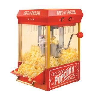 Nostalgia Stainless Steel Kettle Popcorn Popper