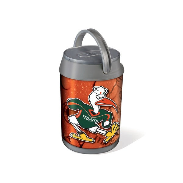 Picnic Time University of Miami Hurricanes Mini Can Cooler