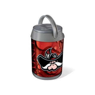 Picnic Time Silver University of Nevada Las Vegas Rebels Mini Can Cooler