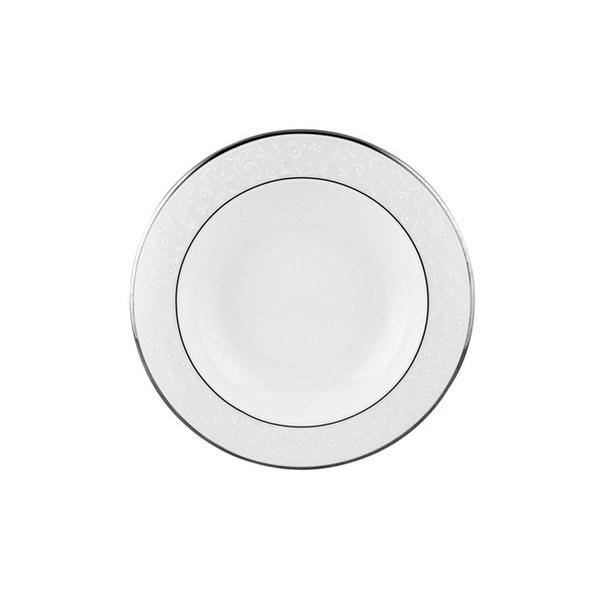 Lenox Opal Innocence Pasta/Rim Soup Bowl