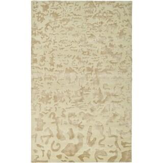 Safavieh Handmade Soho Ivory Wool Rug (9'6 x 13'6)