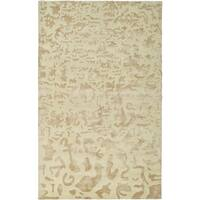 Safavieh Handmade Soho Ivory Wool Rug - 9'6 x 13'6