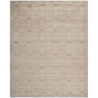 Safavieh Hand-knotted Tibetan Geometric Slate Wool Rug (9' x 12')|https://ak1.ostkcdn.com/images/products/8398205/8398205/Safavieh-Hand-knotted-Tibetan-Slate-Wool-Rug-9-x-12-P15699532.jpg?impolicy=medium