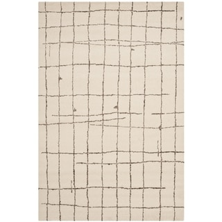 Safavieh Tunisia Collection Ivory Rug (5'1 x 7'6)