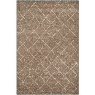 Safavieh Tunisia Brown Area Rug (4' x 6')