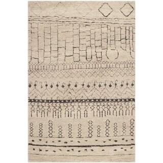 Safavieh Tunisia Beige Rug (4' x 6')