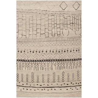 Safavieh Tunisia Beige Rug (5'1 x 7'6)