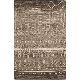Safavieh Tunisia Brown Rug (4' x 6')