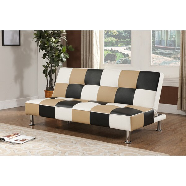 Klik Klak Sofa: K&B Multi-color Klik-Klak Sofa Bed