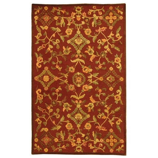 Safavieh Handmade Imperial Multicolored Wool Rug - multi - 10' x 14'