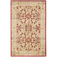 Safavieh Paradise Red Viscose Rug - 3'3 x 4'7