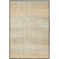 Safavieh Paradise Modern Cream/ Brown Viscose Rug - 8' x 11'2""