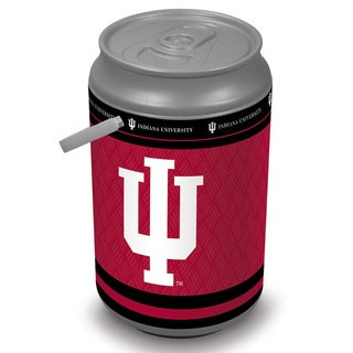 Picnic TIme Indiana University Hoosiers Mega Can Cooler