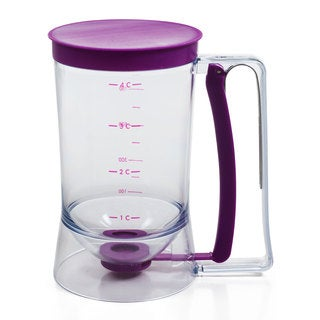 Chef Buddy Cup Cake Dispenser 4 Cup Capacity