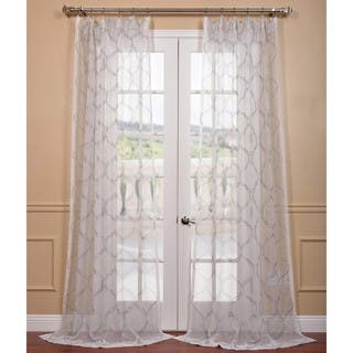 Exclusive Fabrics Florentina Silver Embroidered Sheer Curtain Panel https://ak1.ostkcdn.com/images/products/8398610/8398610/Florentina-Silver-Embroidered-Sheer-Curtain-Panel-P15699915.jpg?impolicy=medium