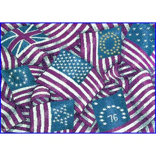 Flags of Freedom Placemats (Set of 4)