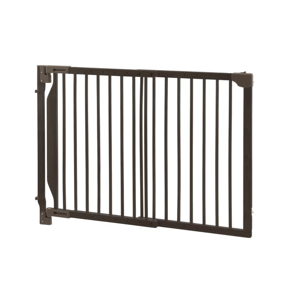 Richell Expandable Walk-Thru Pet Gate