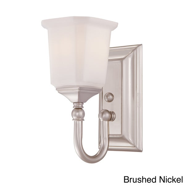 Quoize 'Nicholas' One-light Bath Fixture