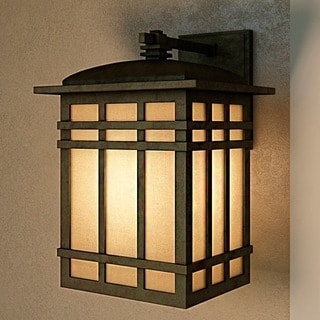 Qouizel Hillcrest Outdoor Wall Light