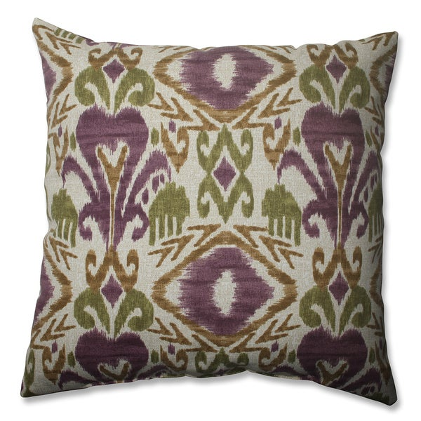 Pillow Perfect Sumter Vineyard 16.5-inch Throw Pillow