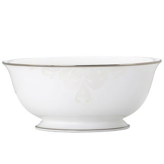 Lenox Opal Innocence Scroll 8.5-inch Serving Bowl