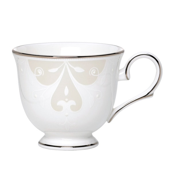 Lenox Opal Innocence Scroll 6-ounce Teacup