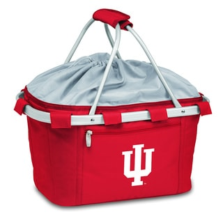 Digital Print Red Metro Basket (Indiana University Hoosiers)