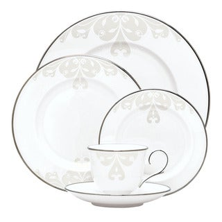 Lenox Opal Innocence Scroll 5-piece Dinnerware Place Setting