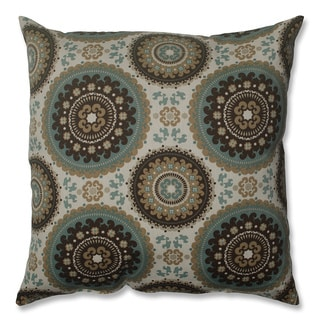 Pillow Perfect Bindis Spray 18-inch Throw Pillow