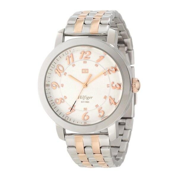 Tommy Hilfiger Women's 'Olivia' Two-tone Bracelet Watch