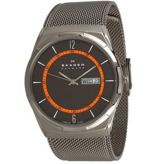 Skagen Men's Titanium Mesh SKW6007 Watch