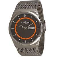 Skagen Men's Titanium Mesh SKW6007 Watch