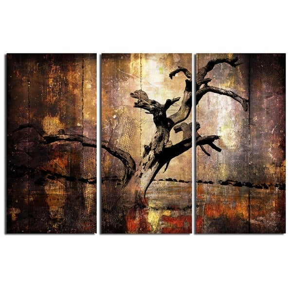 Ready2HangArt 'Abstract' Canvas Art (Set of 3). Opens flyout.