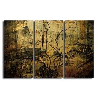 Ready2HangArt 'Abstract' Canvas Wall Art (Set of 3)